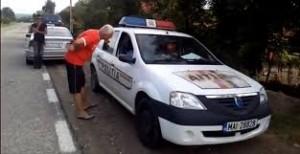 intamplare cu politist