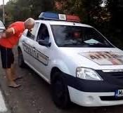 Întâmplare cu un poliţist