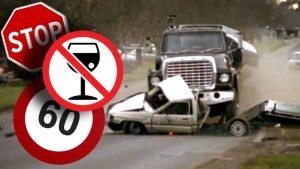 Cum se moare în accidente rutiere la Iași