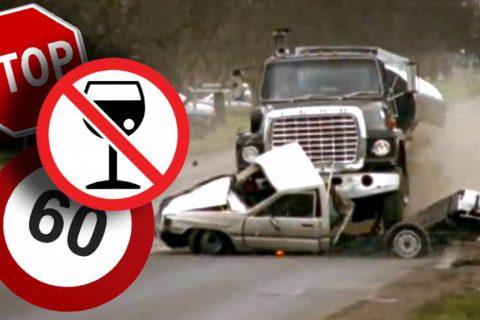 Cum se moare în accidente rutiere la Iași…