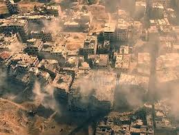 Moartea vine din Siria!